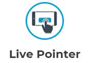 Live pointer